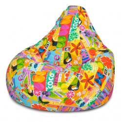 Кресло Мешок Цитрус XL