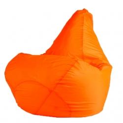 Кресло Мешок Оранжевое (Оксфорд) L